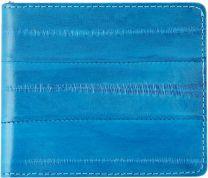Alen leren money clip EELMC01 Turquoise