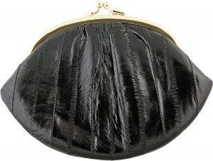 Alen leren dames portemonnee EEL-PCG19 Black
